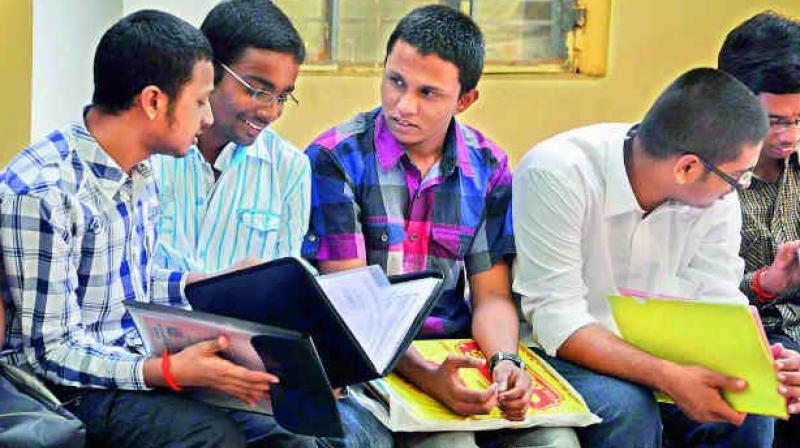 IHRD director P Suresh Kumar and CAPE director R Sasikumar said that the IHRD, LBSCST and CAPE decided to start spot admission on July 22 as the private engineering colleges also were allowed to start spot admission from that day itself. (Representational image)