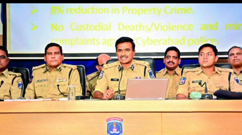 Police commissionerate will be set up in Nizamabad soon as the state government issues orders. (Representational image)