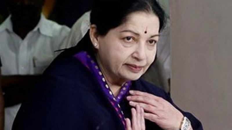 Jayalalithaa had sacked Kanagaraj, who was her driver, after she found out that he was misusing her name. (Photo: File)