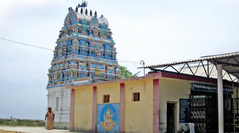 Sri Bhadrakaliamman temple, Kallimedu.