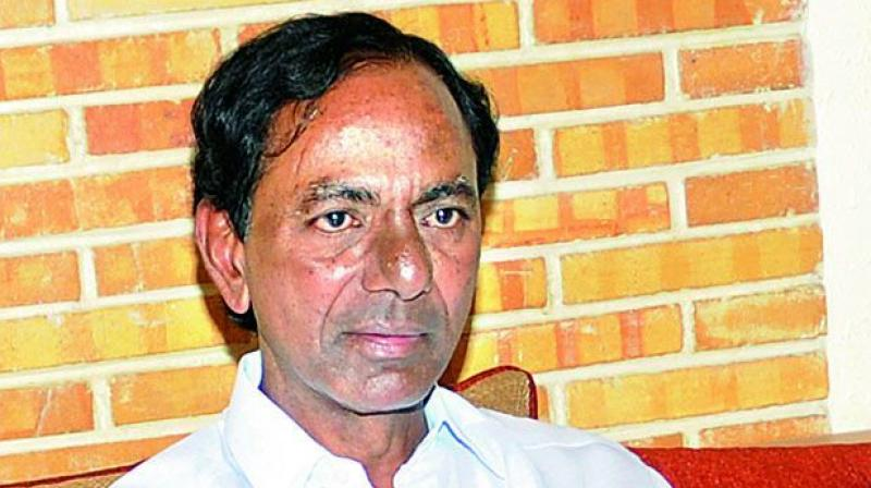 Telangana Chief Minister K. Chandrasekhar