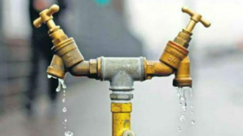 The officials said there were proposals to replace part of the water supply line but locals had resisted the plan. (Representational image)