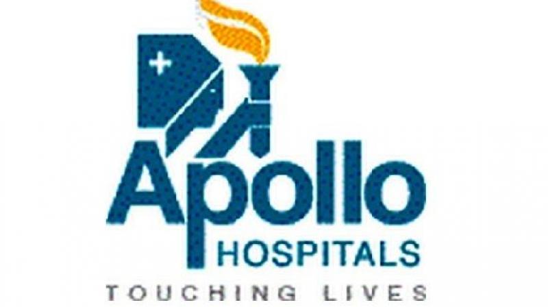 Apollo hospital. (Photo: File)