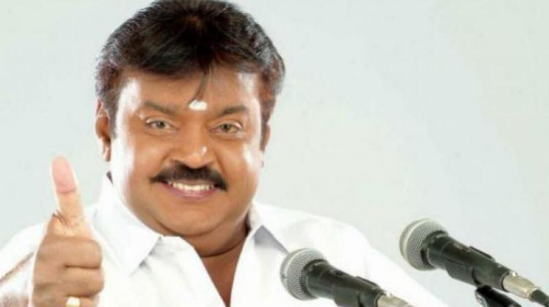 captain vijayakanth