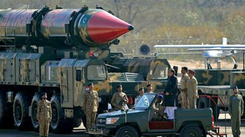Marshalls to open nuclear arms battle against Pak, India
