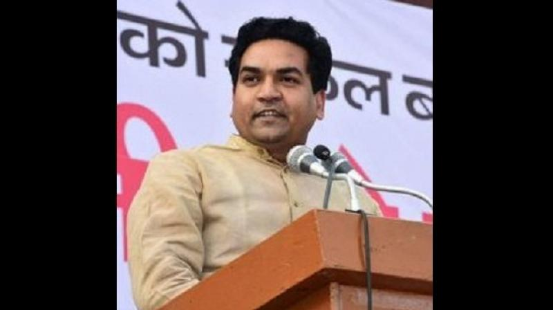 AAP minister Kapil Mishra (Photo: PTI/File)