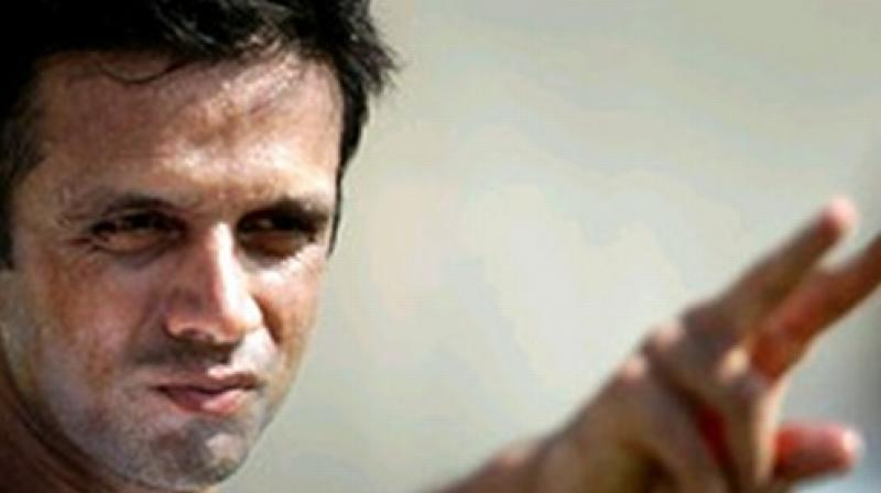 Former India captain Rahul Dravid has been paid the remaining Rs 1.30 crore of his Rs 2.61 crore fee for coaching the national Under-19 and 'A' team. (Photo: AP)