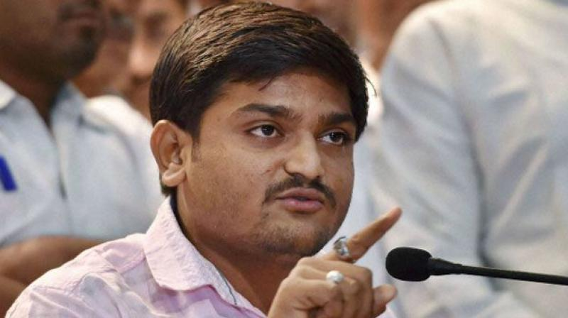 Patidar leader Hardik Patel had attacked the BJP after the first clip surfaced. (Photo: PTI | File)