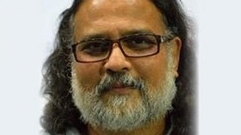 Mahatma Gandhi's great-grandson Tushar Gandhi. (Photo: Facebook)
