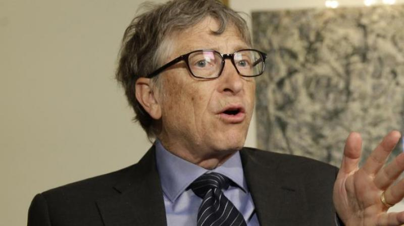 Microsoft CEO, Bill Gates