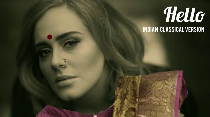 Watch: The Indian classical version of Adele's hit 'Hello'