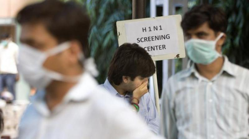 The district is prone to spread of H1N1 virus because of the water bodies and dried up canals. (Representational Image)