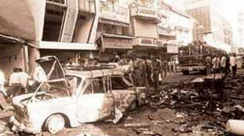 . The Mumbai 1993 blasts had left 257 people dead and 713 seriously injured. (Photo: File)