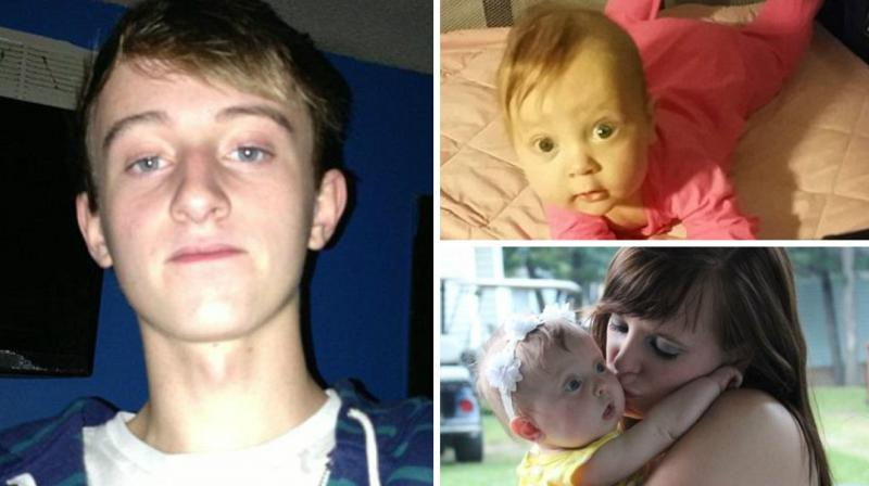 The infant's mother, who was unaware about her boyfriend's actions, only discovered that he daughter was killed, when she returned home from work. (Photo: Facebook)