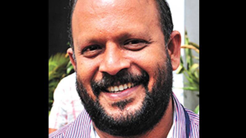 V S Sunil Kumar