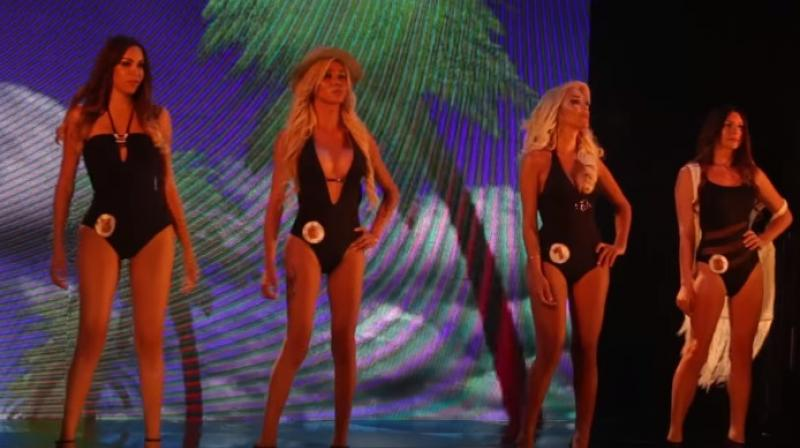 Sorry, that miss transsexual beauty contests