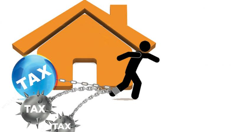 The BBMP is all set to revise property tax in the city and impose four other taxes amidst fears that honest taxpayers will continue to bear the brunt of the hike, while the defaulters go scot-free. (Representational image)
