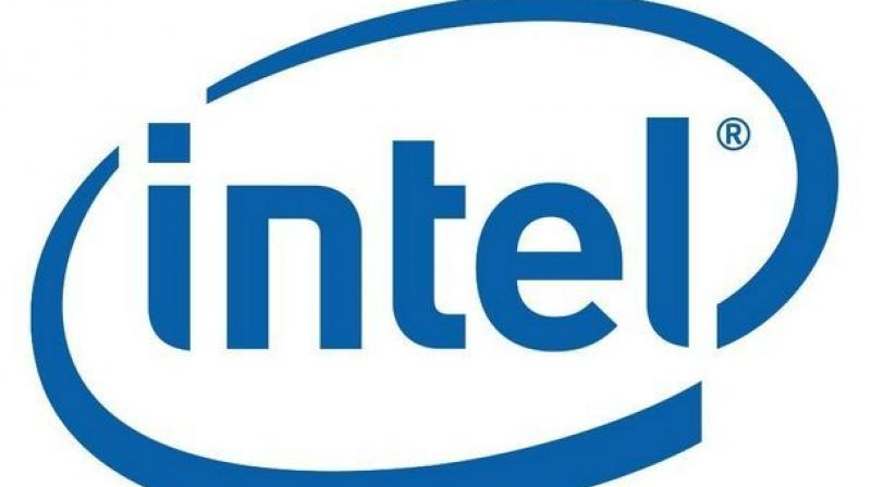 Intel has struggled to grow as demand for personal computer chips has dried up, but growth in the company's data center group, which includes server chips, could eventually bring in more revenue.