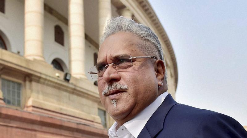 Liquor baron Vijay Mallya (Photo: PTI/File)