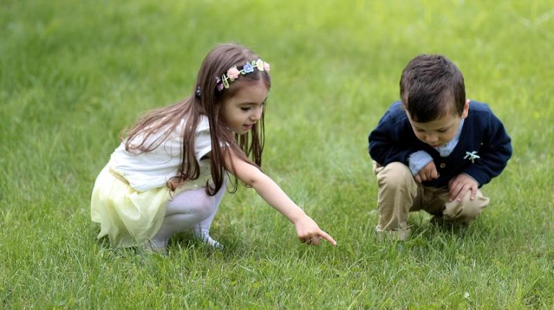 How Outdoors Makes Your Kids Smarter >> Outdoor Games Can Make Your Kid Smarter