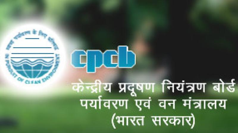 Image result for Central Pollution Control Board