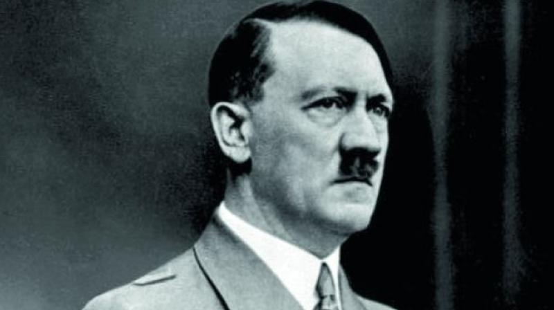Hitler spent a decade in Argentina before moving to Paraguay, claims Basti. The former Fuhrer died there on February 3, 1971. (Photo: AFP)