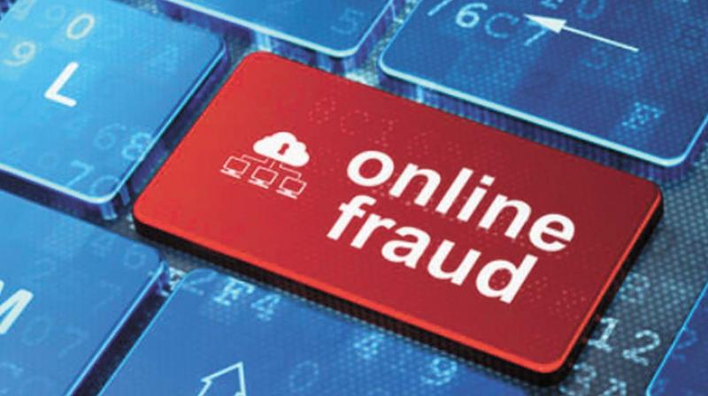 Police says they can only track the fraudsters, not prevent the crime.