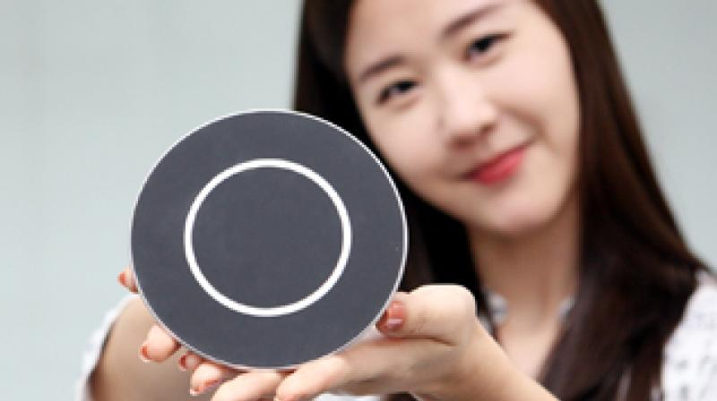 LG Innotek recently announced the launch of its wireless charging pad. (Image: LG)
