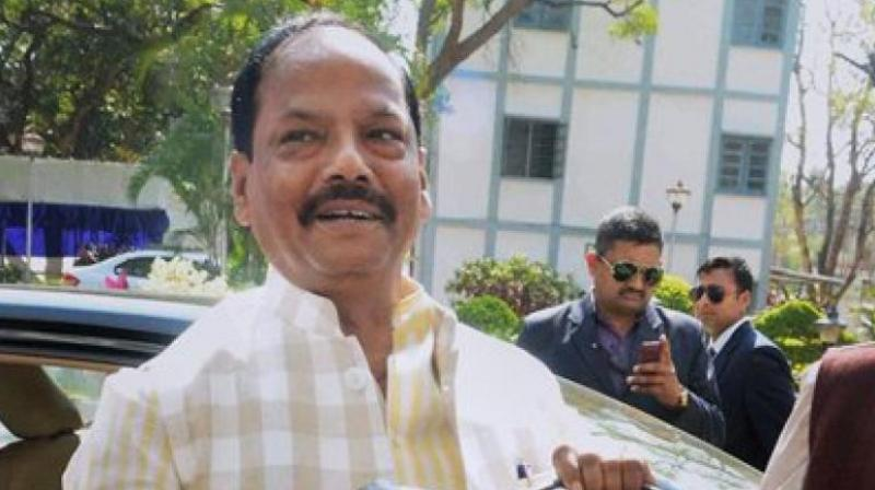 Jharkhand Chief Minister Raghubar Das (Photo: PTI)