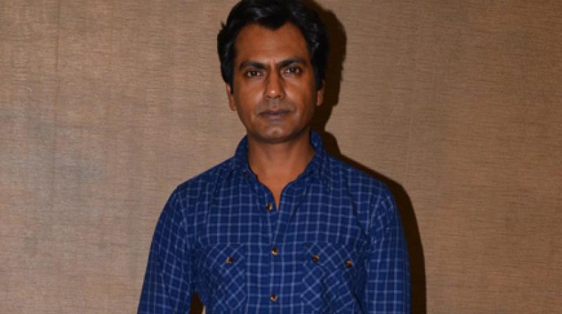 After wowing the audience with his performance as a priest in 'TE3N', Nawazuddin Siddiqui will now be seen playing a serial killer in the upcoming flim 'Raman Raghav 2.0'. Photo: Viral Bhayani