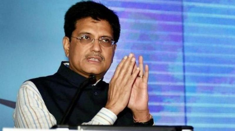 'The article, besides being in bad taste, questions the wisdom of senior functionaries of the level of secretary to the government of India and also casts aspersions on the Minister of Railways (Piyush Goyal),' a statement said. (Photo: File | PTI)