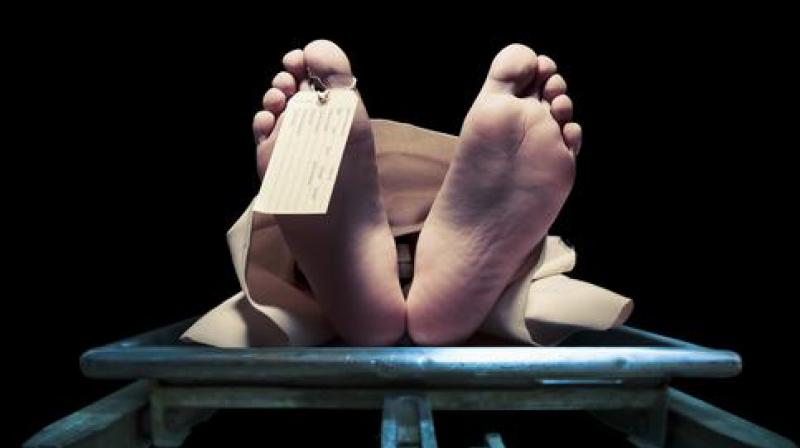 Had sex with dead body removed