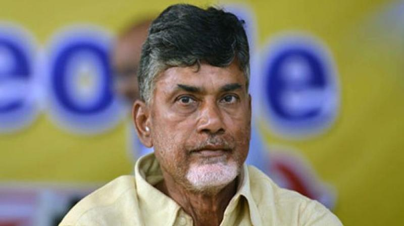 Andhra Pradesh Chief Minister N Chandrababu Naidu. (Photo: PTI)