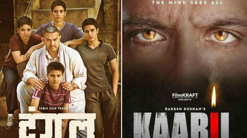 dangal releases on christmas and kaabil on republic day - Christmas Day Movie Releases