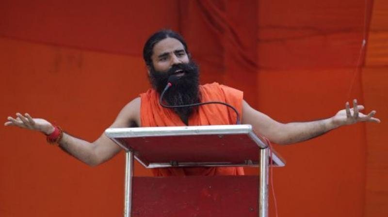 The advertising watchdog also upheld complaints against Patanjali Ayurved's Patanjali Herbal Washing Powder, Cake and Dishwash Bar. (Photo: PTI)