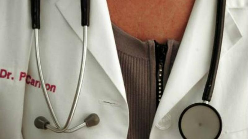 The doctors had alleged non-transparency in the recruitment of doctors for 465 vacancies that were allotted through the emergency counseling.  (Photo: Representational Image)