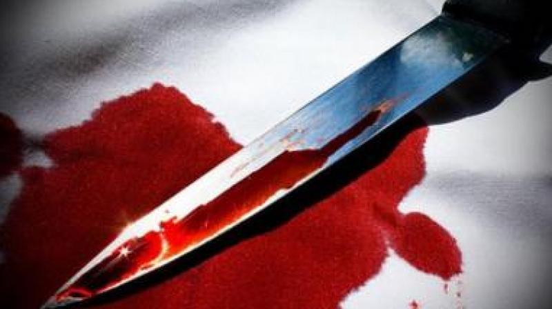 The victim was stabbed 70 times with a knife and an axe. (Photo: Representational)