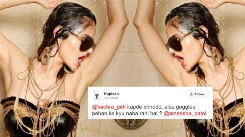 Amisha patel sexs hot ass images