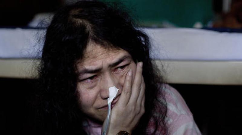 Social activist Irom Sharmila. (Photo: AP)
