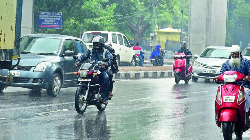 South West Monsoon covered Telangana, ends in 15 Days