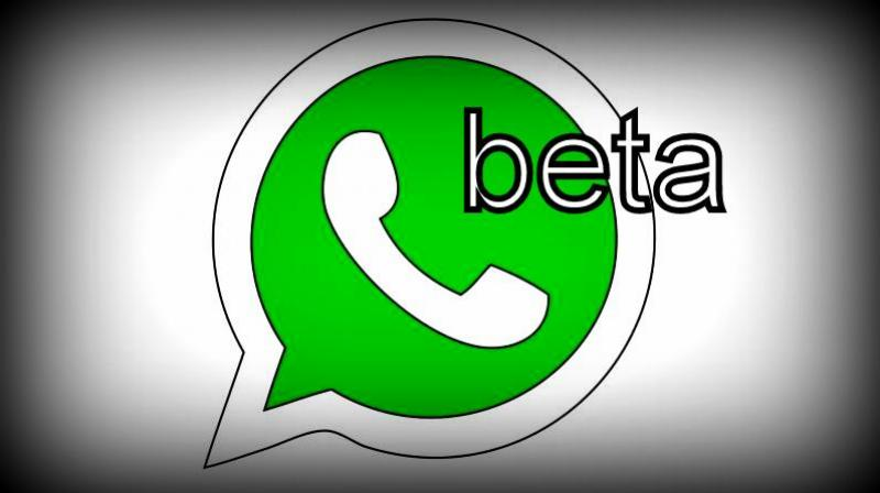 WhatsApp started a Beta Testing Program long ago so you get test beta updates before the final public release.