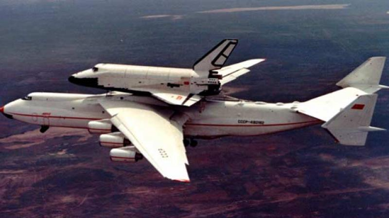 space shuttle transport plane - photo #22