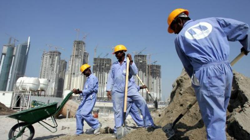 20 Telugus, 80 other Indians stuck in Qatar