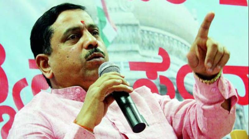 In a written reply to Lok Sabha, Mines Minister Pralhad Joshi said in 2018-19 India produced 206.4 MT iron ore while in 2017-18 the output was 200.9 MT. (Photo: File)