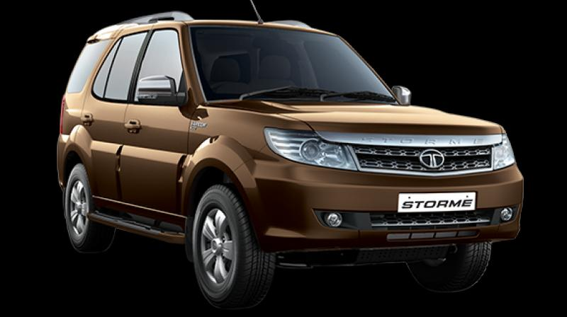 Tata Safari New Model 2018 Price >> Tata Safari 2018 to get design cues from Land Rover