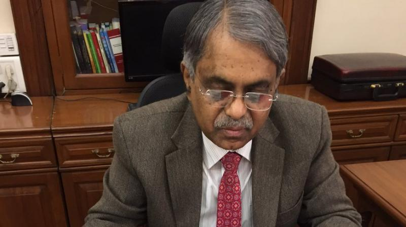 Cabinet Secretary P K Sinha (Photo: Twitter).