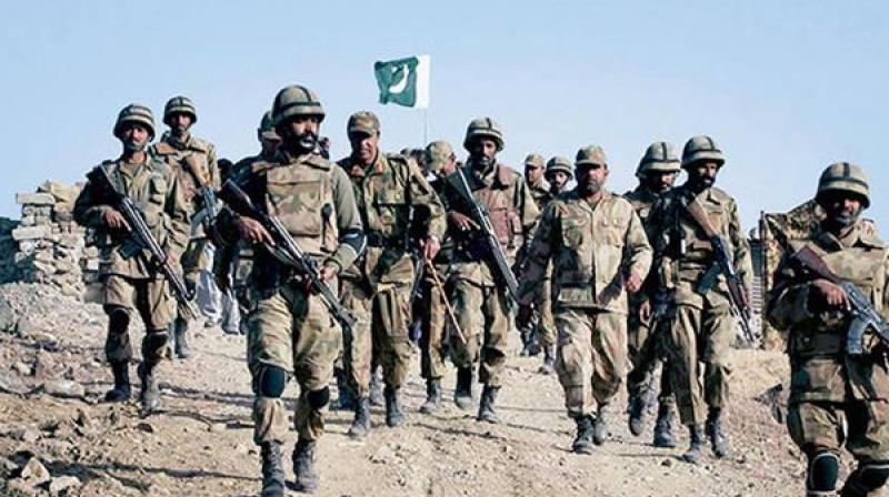 The police official said that the raids were conducted after information provided by two recently arrested high profile terrorists, Naeem Bukhari and Farooq Bhatti, adding that the deceased men belonged to Al-Qaeda in the Indian Subcontinent and Lashkar-i-Jhangvi (LeJ). (Photo: PTI)