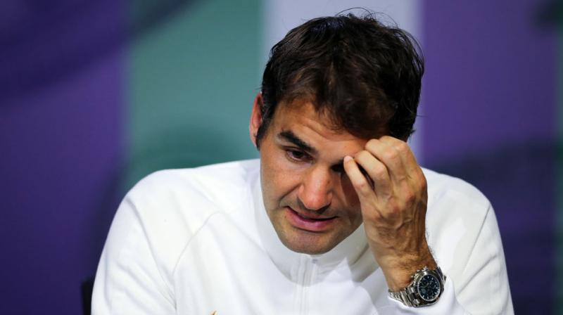 Roger Federer, a 17-times Grand Slam champion who won the Canadian stop in 2004 and 2006, said he needed more time off after his bid for a record-extending 18th Grand Slam title ended in the Wimbledon semifinals earlier this month. (Photo: AP)