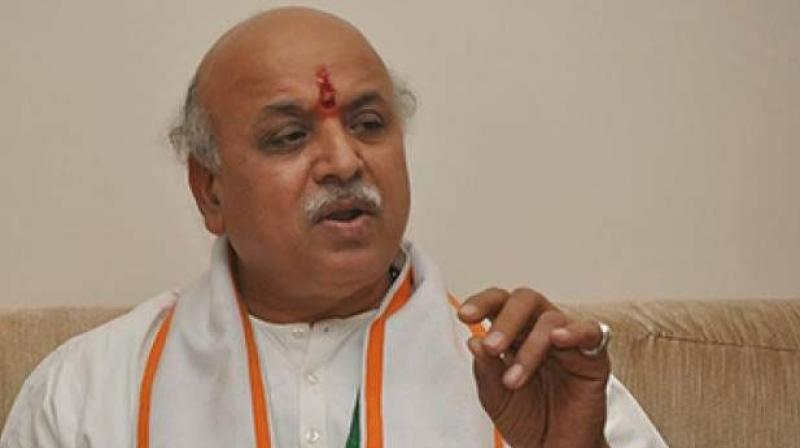 People had come to kill me, claims VHP chief Pravin Togadia