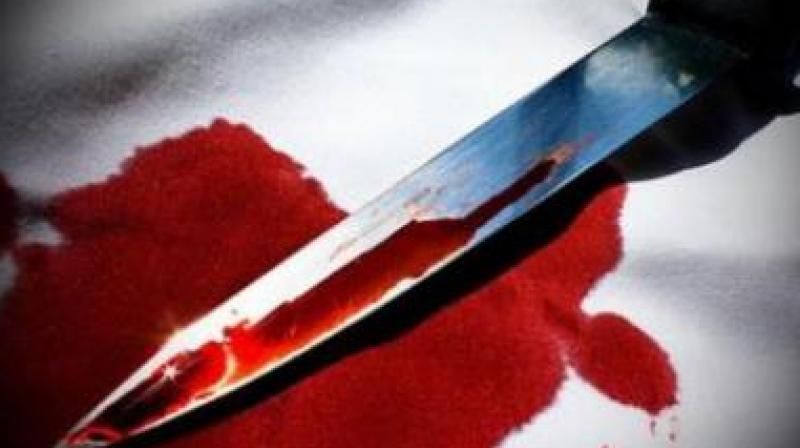 Manoj Kumar, brother-in-law of the deceased, said that several agitated boys residing in the same area attacked the Congress party worker with sword and sharp weapons. (Representational image)